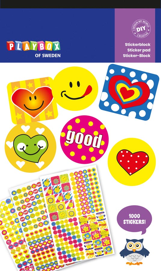 Stickers smiley