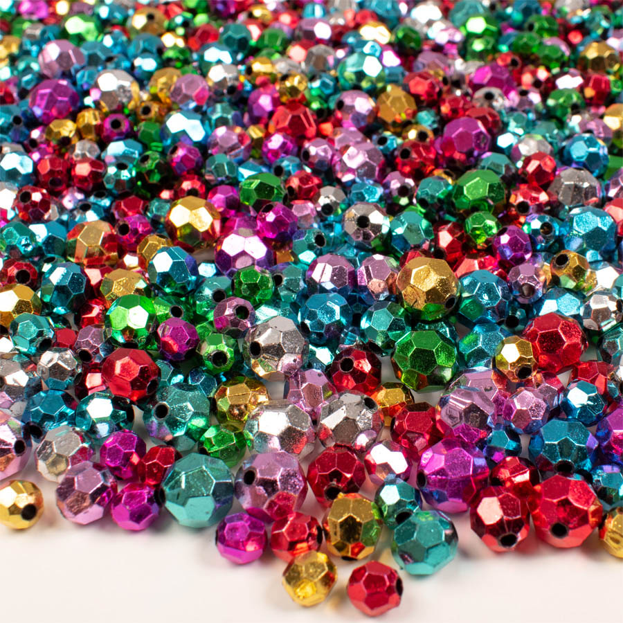 Beads diamonds Ø 8, 10, 12 mm 500 g